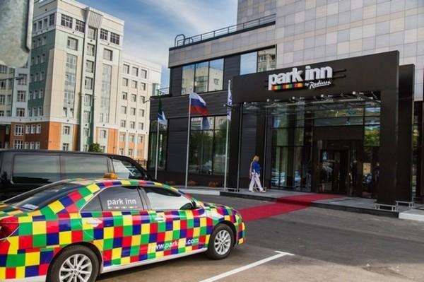 Отель Park Inn by Radisson