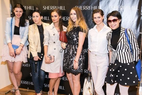 бутик Sherri Hill в Москве