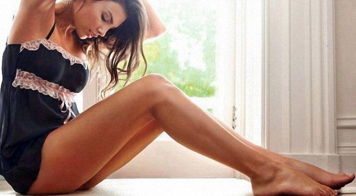 5 секретов стройных ног