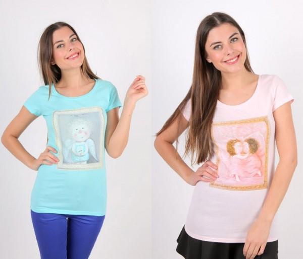 Оригинальные футболки с авторскими принтами