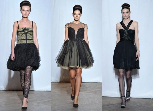 Коктейльные платья из коллекции «Мисс Полли»