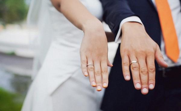 выбрать обручальные кольца