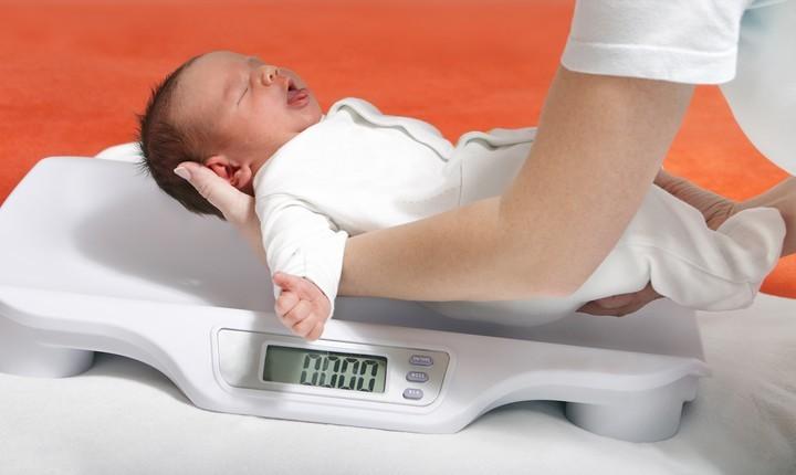 вес при рождении
