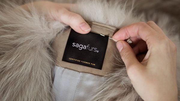 коллекция мехов Saga Furs
