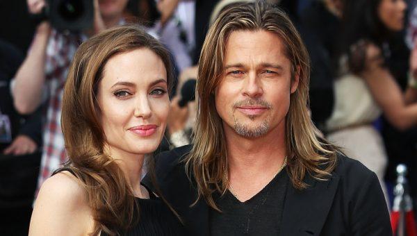 Анджелина Джоли – Брэд Питт
