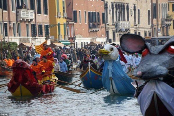 знаменитый карнавал