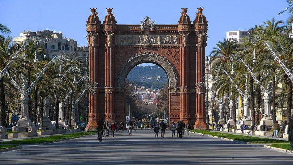 Побывать в Барселона