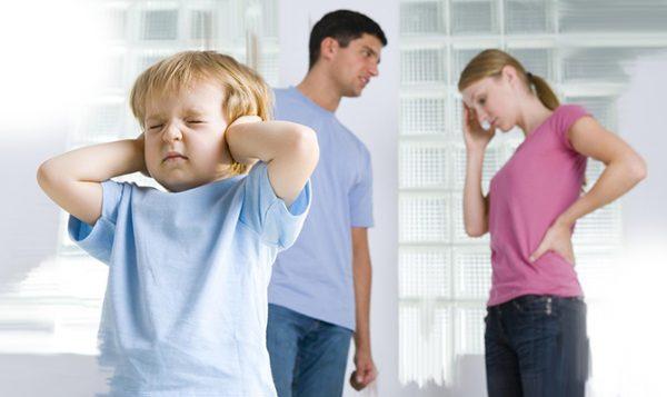 последствия семейных ссор