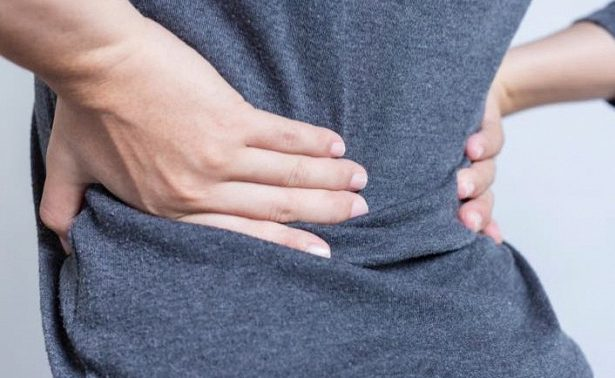 Синдром квадратной мышцы