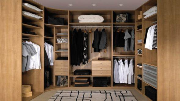 шкаф для гардеробной комнаты