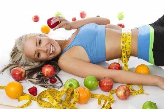 уменьшить жир на животе