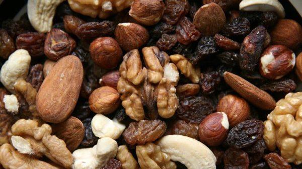 опасность злоупотребления орехами