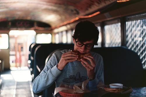 Правильное питание в дороге