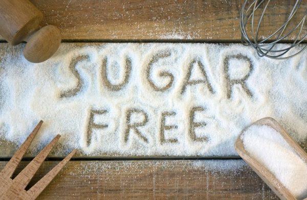 отказаться от сахара