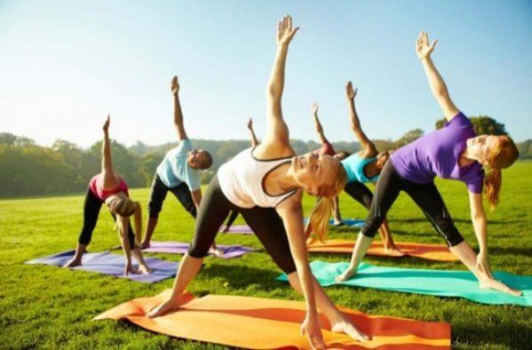 аэробные упражнения (aerobic exercise)