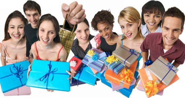 Интересные идеи для подарков