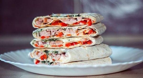 бутерброды Быстрые
