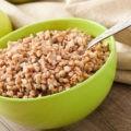 Рецепт гречневой диеты для похудения
