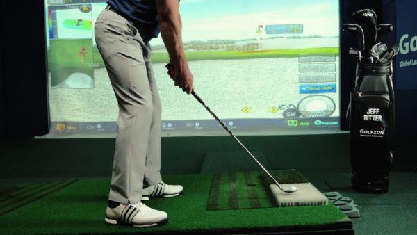 поколение гольф - тренажеров